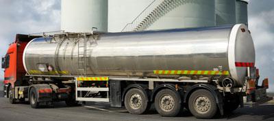 Petrolink transportation by truck