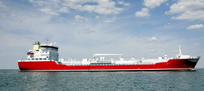 Petrolink can deliver by vessel